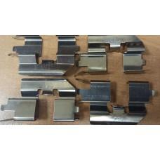 Пружины для задних колодок 52034685 комплект для 2-х суппортов