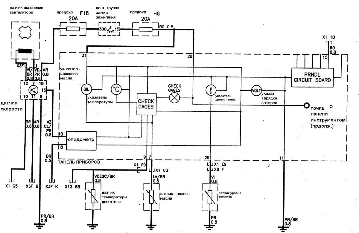 chevrolet blazer елабуга электрическая схема